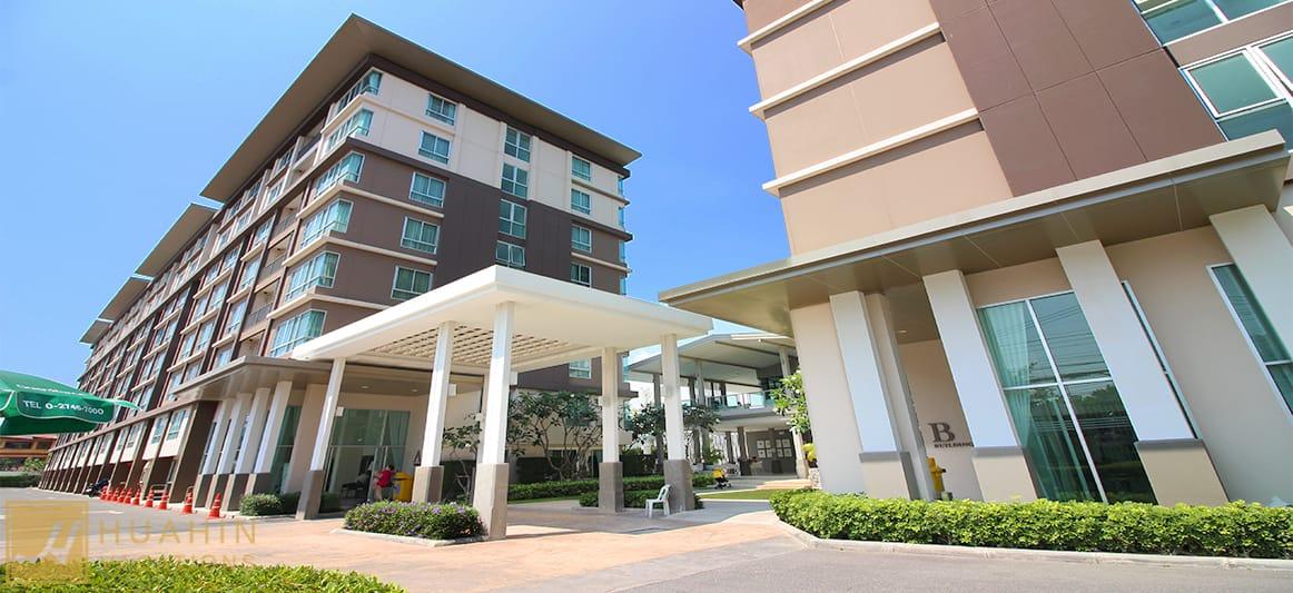 Baan Peang Ploen Hua Hin Condominium